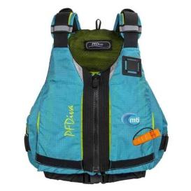 Buy MTI Life Jackets MV705F-L/XL-849 PFDiva Women's Life Jacket - Glacial