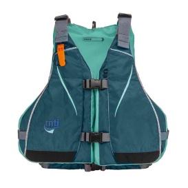 Buy MTI Life Jackets MV807M-M/L-853 Moxie Women's Life Jacket - Slate/Aqua