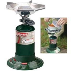 Buy Coleman 2000020950 PerfectFlow 1-Burner Propane Stove - Outdoor