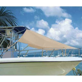 """Buy Taylor Made 12004OS T-Top Bow Shade 6'L x 90""""W - Sand - Outdoor"""