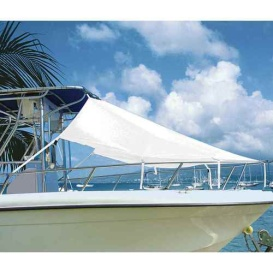 """Buy Taylor Made 12005OW T-Top Bow Shade 7'L x 102""""W - White - Outdoor"""