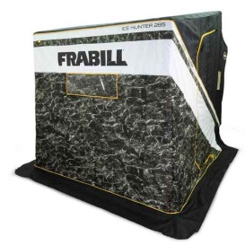Buy Frabill FRBSH285 Ice Hunter SideStep 285 Ice Shelter - Outdoor
