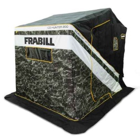 Buy Frabill FRBSH200 Ice Hunter SideStep 200 Ice Shelter - Outdoor