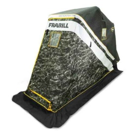 Buy Frabill FRBSH115 Ice Hunter Front-Entry 115 Ice Shelter - Outdoor