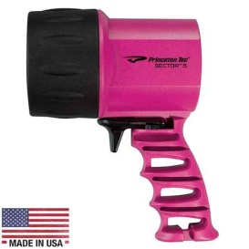 Buy Princeton Tec S5-PK Sector 5 LED Spotlight - Pink - Outdoor Online RV
