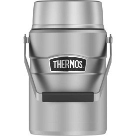 Buy Thermos SK3030MSTRI4 Food Jar - 47oz - Matte Stainless Steel - Outdoor