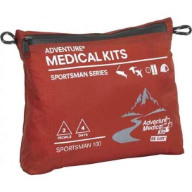 Buy Adventure Medical Kits 0105-0100 Sportsman 100 First Aid Kit - Outdoor