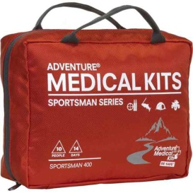 Buy Adventure Medical Kits 0105-0400 Sportsman 400 First Aid Kit - Outdoor