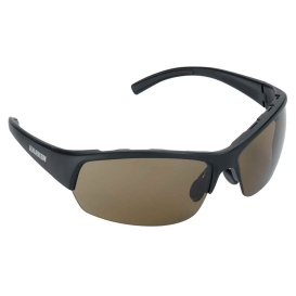 Buy Harken 2089 Waypoint Sunglasses - Matte Black Frame/Grey Lens -