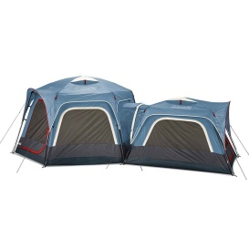 Buy Coleman 2000033782 3-Person & 6-Person Connectable Tent Bundle w/Fast