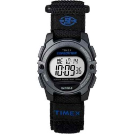 Buy Timex TW4B02400JV Expedition Digital Core Fast Strap - Black/Blue -