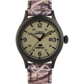 Buy Timex TW2T94700SO x Mossy Oak Standard - 40mm Case - Light Camouflage