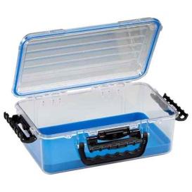 Guide Series  Waterproof Case 3700 - Blue/Clear