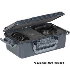 Extra-Large ABS Waterproof Case - Charcoal