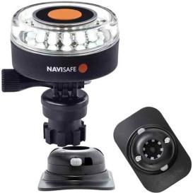 Buy Navisafe 040KIT2 Navilight 360-deg 2NM White w/Navimount Base & RIB