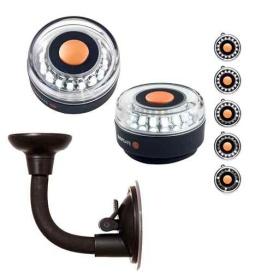 Buy Navisafe 001KIT2 Portable Navilight 360-deg 2NM - White w/Bendable