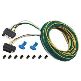 Buy Wesbar 707105 25 ft. 5-Wire Wishbone Flat Wiring Harness Kit - Boat