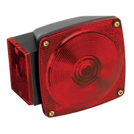 """Buy Wesbar 2523073 6-Function Submersible Under 80"""" Taillight -"""