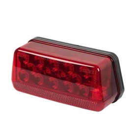 """Buy Wesbar 281500 LED Submersible Wrap-Around Over 80"""" Taillight Kit w/25'"""