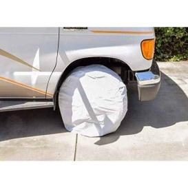 Buy Valterra A101201 RV WHEEL COVER 2 WHITE 27- 29 - RV Tire Covers