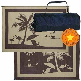 Buy  MAT SPX BEACH DOLPHIN TURQUOIS 9X12 - Camping and Lifestyle Online|RV