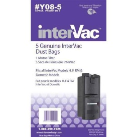 Buy  Vacuum Cleaner Bag Disposable - Fits InterVac/ Dometic - Vacuums