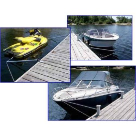 Buy Dock Edge 3034-F Mooring Arm - 4' - Anchoring and Docking Online|RV