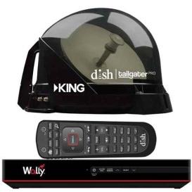 Buy King Controls DTP4950 DISH Tailgater Pro Premium Satellite Portable TV
