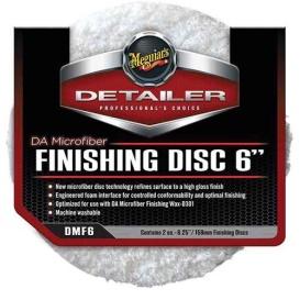 "Buy Meguiar's DMF6 DA Microfiber Finishing Disc - 6"" - 2-Pack - Boat"