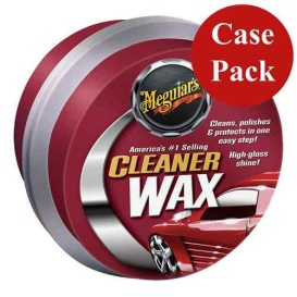 Buy Meguiar's A1214CASE Cleaner Wax - Paste Case of 6* - Boat Outfitting