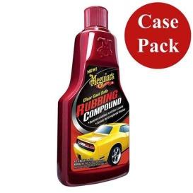 Buy Meguiar's G18016CASE Clear Coat Safe Rubbing Compound - 16oz Case of