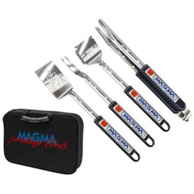 Buy Magma A10-132T Telescoping Grill Tool Set - 5-Piece - Camping Grills