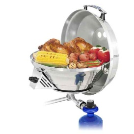 """Buy Magma A10-207-3 Marine Kettle 3 Gas Grill - Original Size - 15"""" -"""