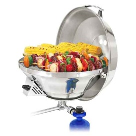 """Buy Magma A10-217-3 Marine Kettle 3 Gas Grill - Party Size - 17"""" - Camping"""