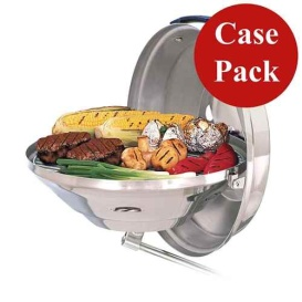 Buy Magma A10-114CASE Marine Kettle Charcoal Grill w/Hinged Lid -Case of