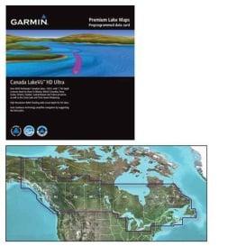 Buy Garmin 010-C1114-00 Canada LakeV&uuml g3 Ultra - LVCA100F - microSD