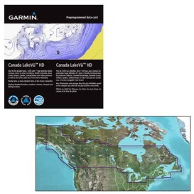Buy Garmin 010-C1113-00 Canada LakeV&uuml HD g3 - microSD /SD - Marine