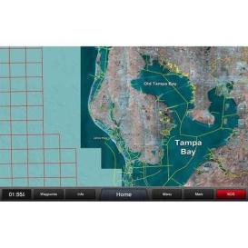 Buy Garmin 010-C1202-00 Standard Mapping - Florida West Pen Premium