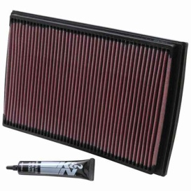 Buy K&N 33-2176 Air Filter Volvo S60 00-07 - Automotive Filters Online|RV