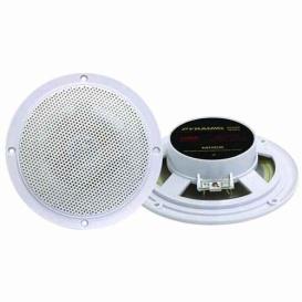 """Buy Pyle MDC6 Speakers 5,25"""" 100W Waterproof - Marine Audio Video"""