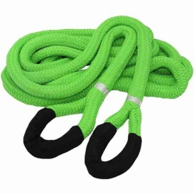 Buy Rodac 28818 Kinetic Tow Rope 20' X 7/8'' - Winter Sports Online|RV