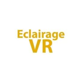 Buy Eclairage VR T843G13D5018FBZ Led T8 Tubes 4Ft 5000K - Lighting