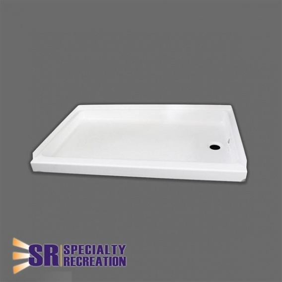 Buy Specialty Recreation SP2436WR Shower Pan 24 X 36 White - Tubs and