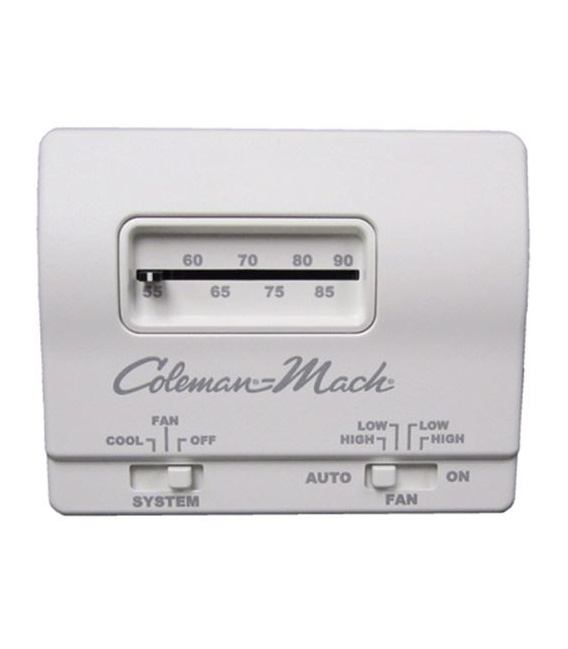 Buy Coleman Mach 7330F3361 12V Standard Cool Only Thermostat - Air