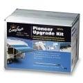 Endcap Upgrade Kit Pioneer White