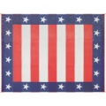 Patio Mat Independence Day 8X20