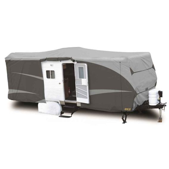Wind Tyvek Travel Trailer Cover Up To 15'