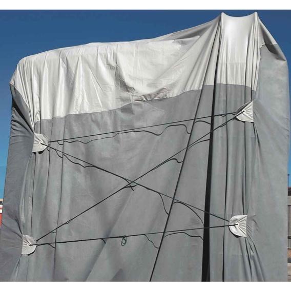 "Wind Tyvek Toy Hauler Cover 33'7""-37'"