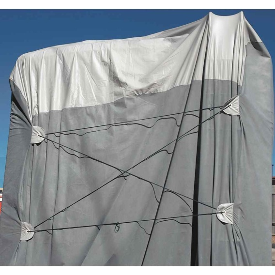 Buy Adco Products 52245 Aquashed Travel Trailer Cover - 28'7-31'6'' - RV