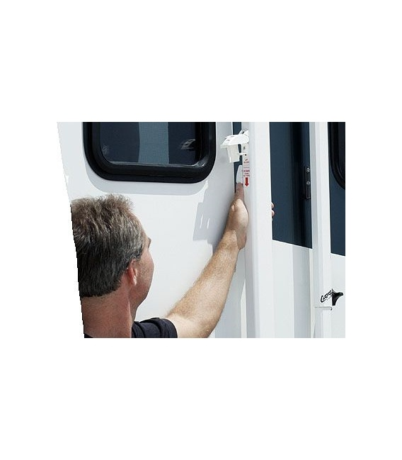 Buy Carefree 901046W Awning Remote Lock Replacement Kit White - Patio